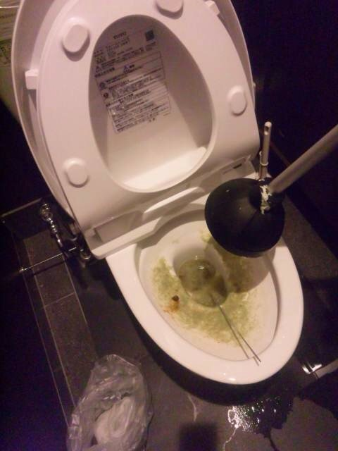 トイレ つまり 直らない